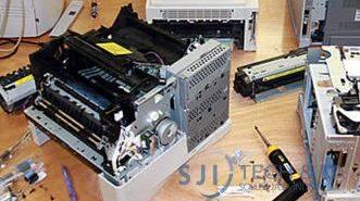 sji service printer laser