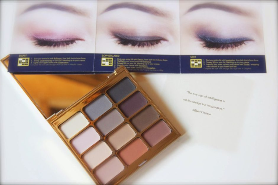 Still eyes are the window shadow palette Mind beautiful eyeshadow mooie oogschaduw review swatches