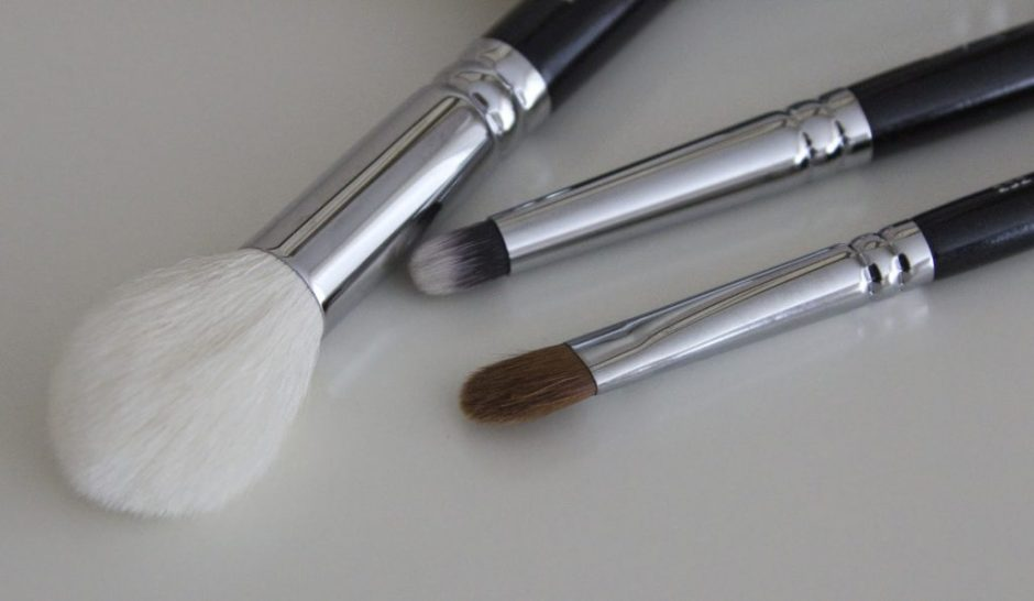 zoeva make up brushes kwasten Zoeva 105 Luxe Highlight Zoeva 127 Luxe Sheer Cheek Zoeva 232 Classic Shader Zoeva 223 Petit Eye Blender review