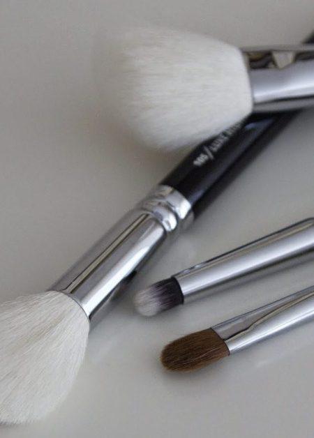 zoeva make up brushes kwasten Zoeva 105 Luxe Highlight Zoeva 127 Luxe Sheer Cheek Zoeva 232 Classic Shader Zoeva 223 Petit Eye Blender review