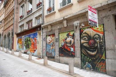 Lyon street art