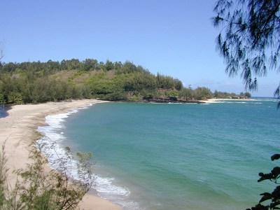 Kauai North Shore Beach