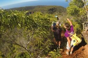Kauai Island Tour Kokee Hike