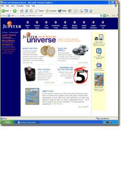JBCP: Jupiter (Website)