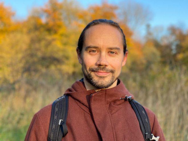 Sjoerd van der Linden journalist tekstschrijver