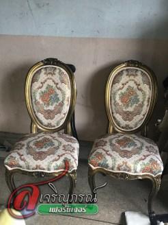 เก้าอี้หนังเทียม
