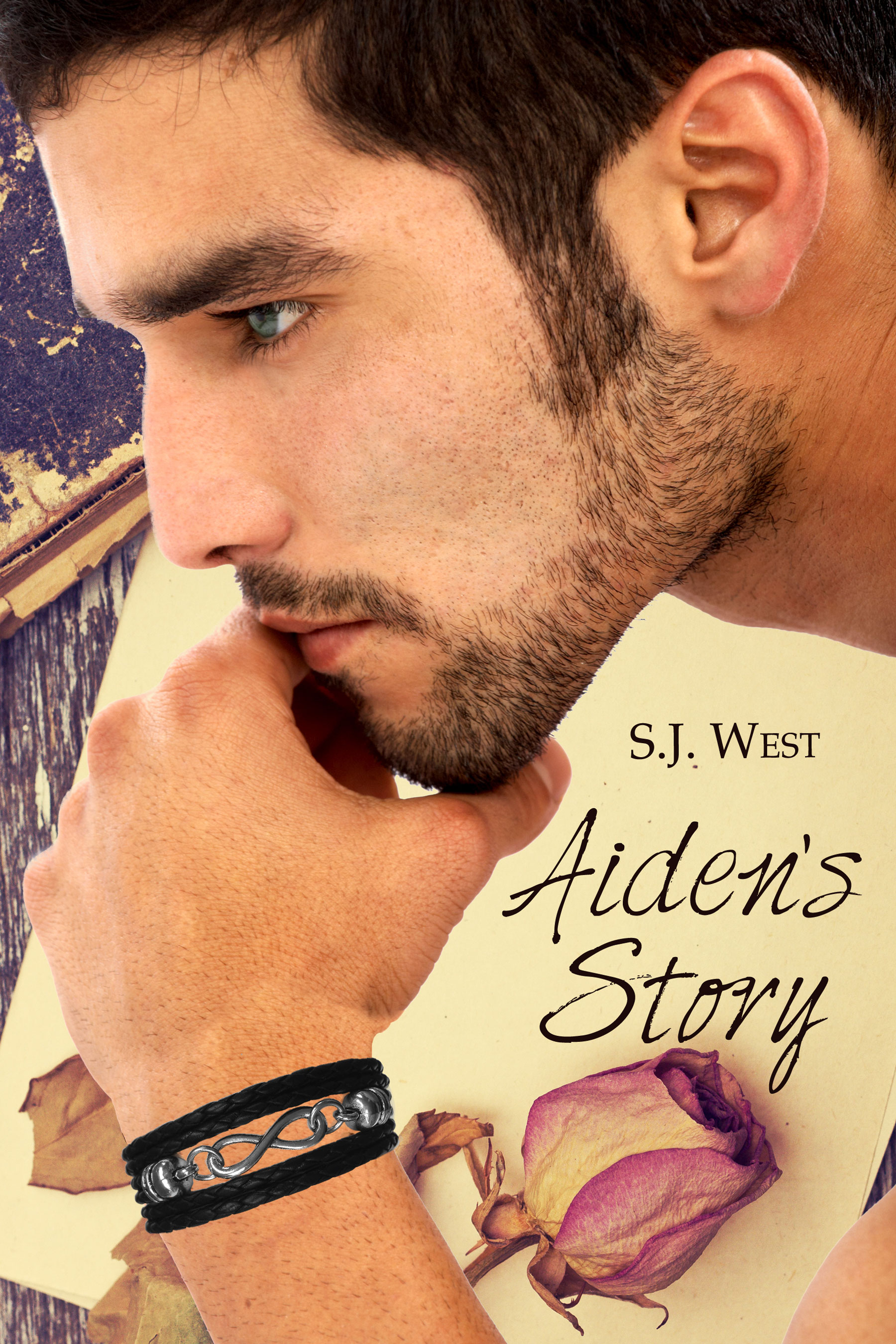 Aiden's Story by SJ West Cover Art