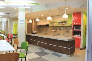 12.Boarding House Kitchen