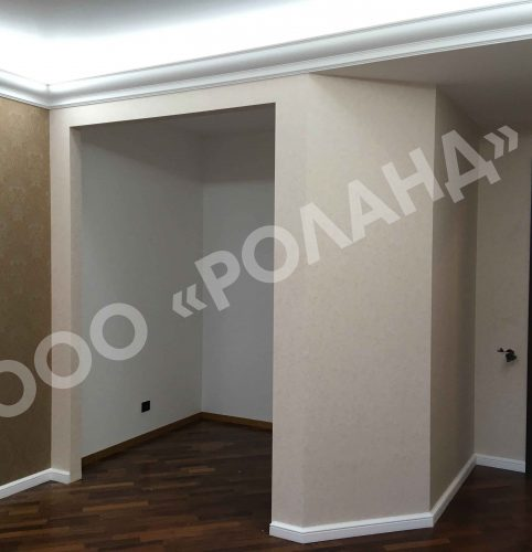 Ремонт спальни в стиле классика
