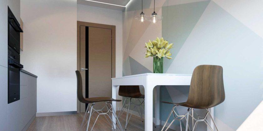 Дизайн интерьера квартиры Высоцкого