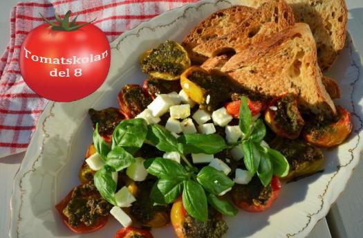 Ugnsbakade tomater