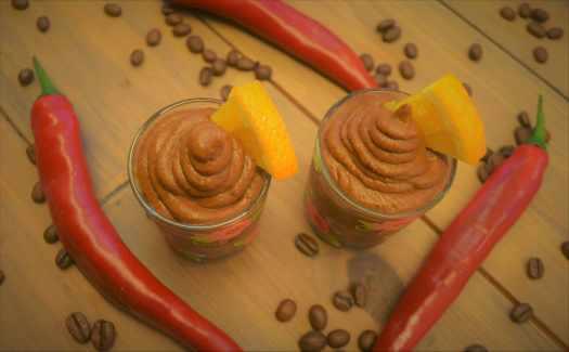 chokladfrossa