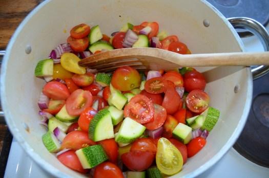 grönsaksröra