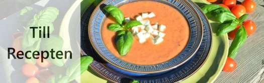 gluten- och mjölkfria vegetariska recept