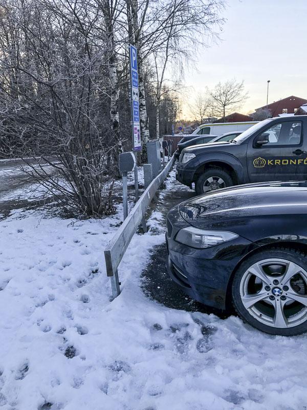 parkeringar