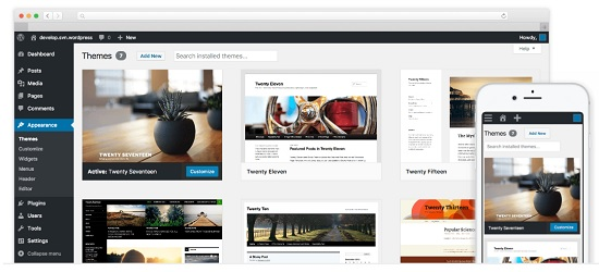wordpress par blog banaye
