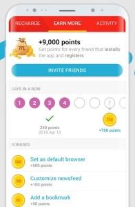 mcent browser paise kamane ka app