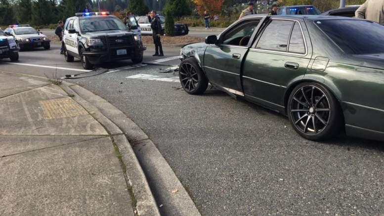Everett Man In Custody After Leading Deputies on Pursuit