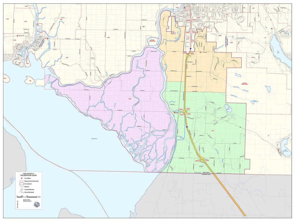 Skagit County Fire District 3 Coverage Map