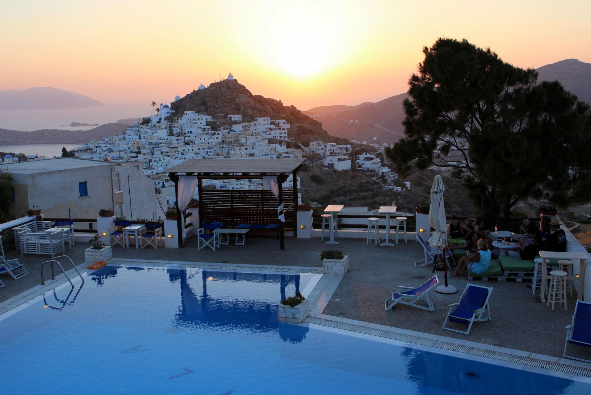 Skala Hotel - Chora - Ios Island - Cyclades - Greece