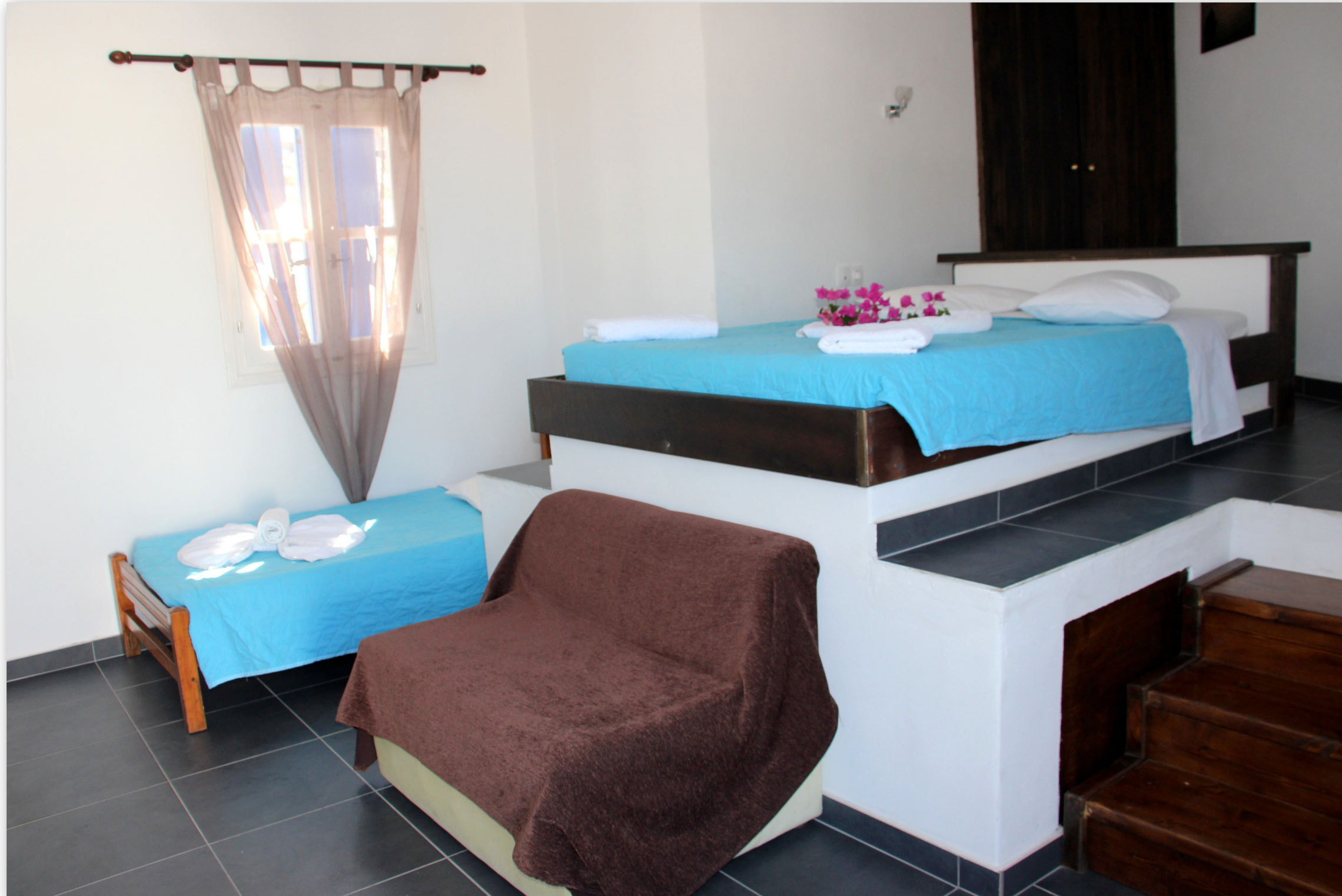 Skala Hotel Ios - Rooms and accommodation