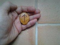 Tyr-runan dragen för tisdag 21/2, 2012