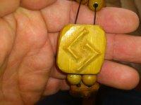 Jara-runan dragen för 12/3, 2012