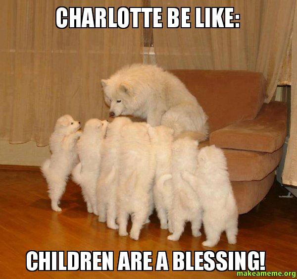 Charlotte-be-like