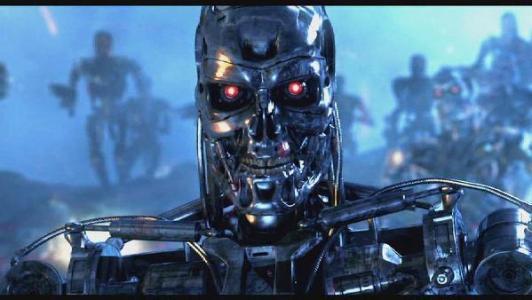 terminator robot