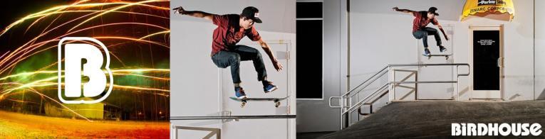 Birdhouse Skateboard