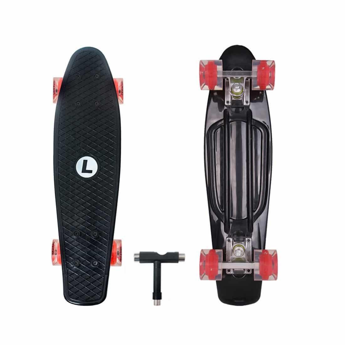 Landwalker 22″ Light Up Skateboard Review