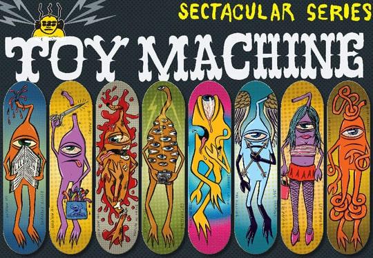 Professional Skateboard Brand