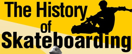 First Skateboarding History