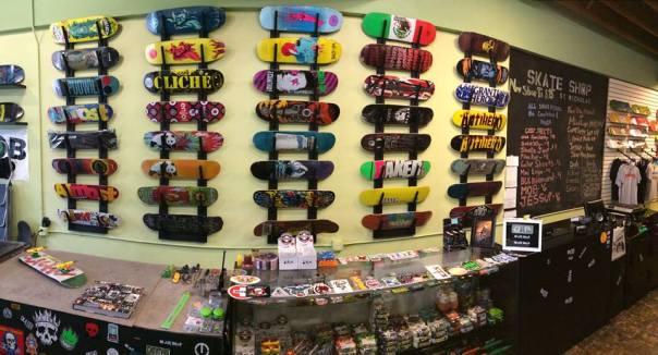 Skate Shops Near Me - Nearest Skateboard Store Location