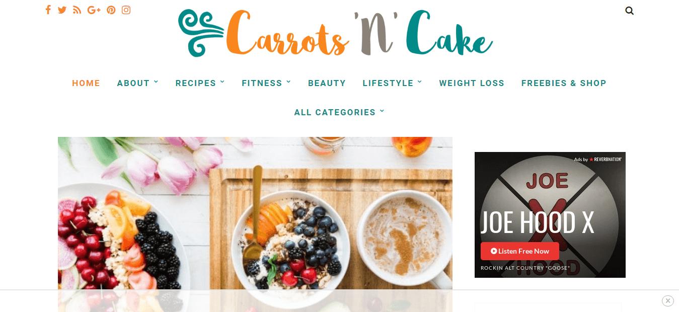 Carrots--N--Cake