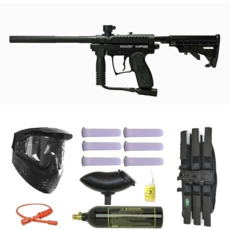 beginner paintball sniper