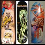 Decks do Iron Maiden –