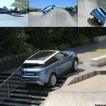 Land Rover Evoke na skatepark da China – 2014