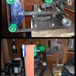 Skateboard Wheels na marcenaria – 2014