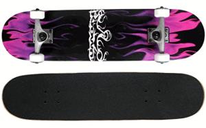 Krown Rookie Complete Skateboard - best starter skateboards