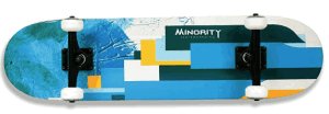 minority maple skateboard sunset - cheap skateboard