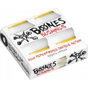 Bones – Hardcore Bushings 3 Medium – White 91A – 1SIZE – 149sek