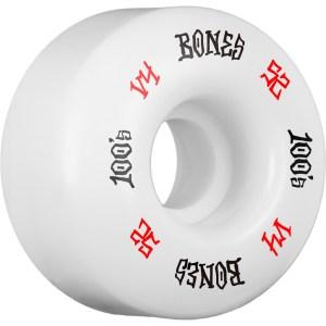 Bones 100's #12 White 52mm v4 – 399sek