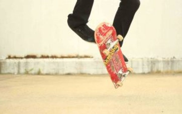 kickflip-skateshouse_skateboard tricks for beginners