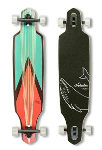 VOLADOR 40inch Maple Longboard - Basic Cruiser_Best longboards of 2018