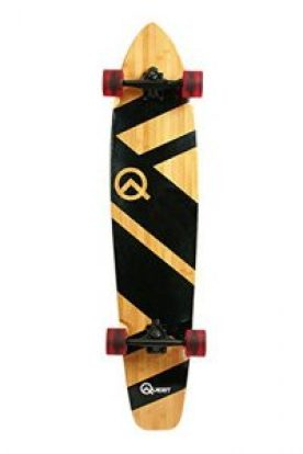 The Quest Super Cruiser Longboard Skateboard_Best Longboards
