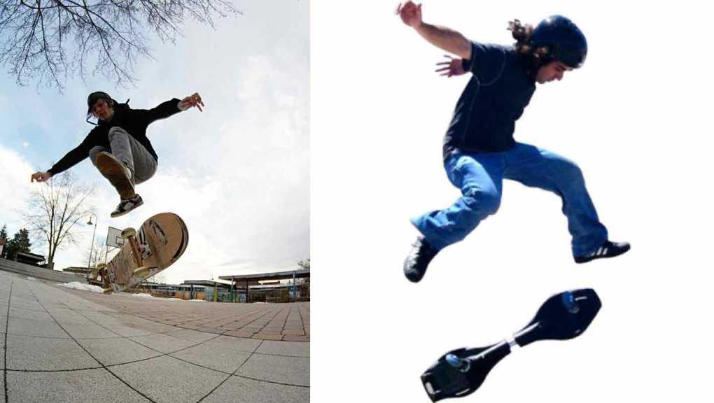 how to ride a razor ripstik_skateboard vs ripstik pros and cons