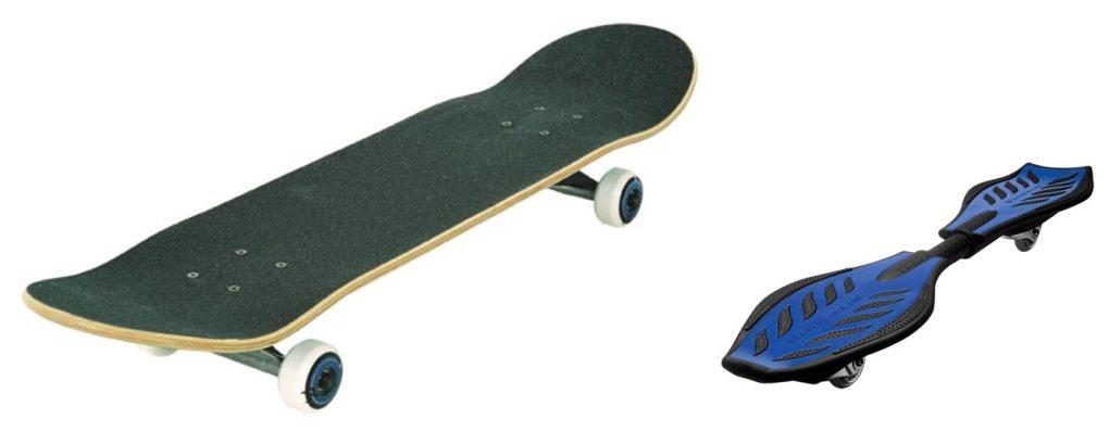 is a ripstik easier than a skateboard_ripstik vs skateboard