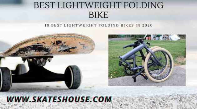 10 Best Lightweight Folding Bikes in 2020