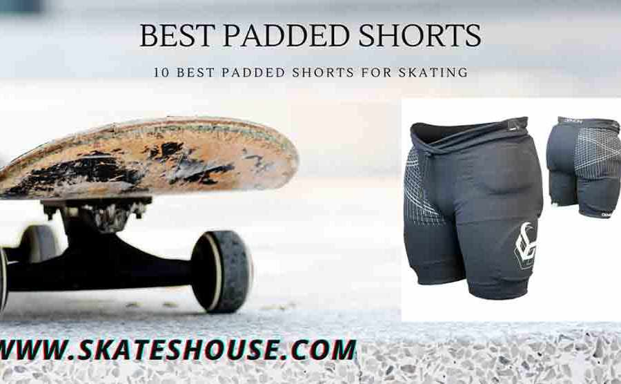 10 Best Padded Shorts for Skating